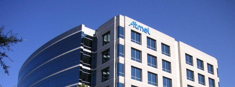 Atmel office