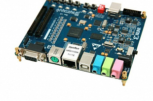 Xilinx Development Board, фото